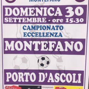 Campionato Eccellenza Montefano