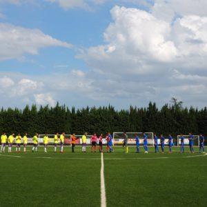 Vittoria Montefano Calcio