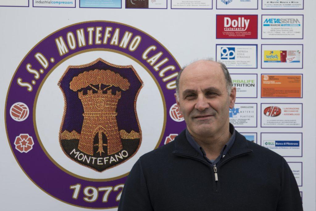 Dirigente Montefano