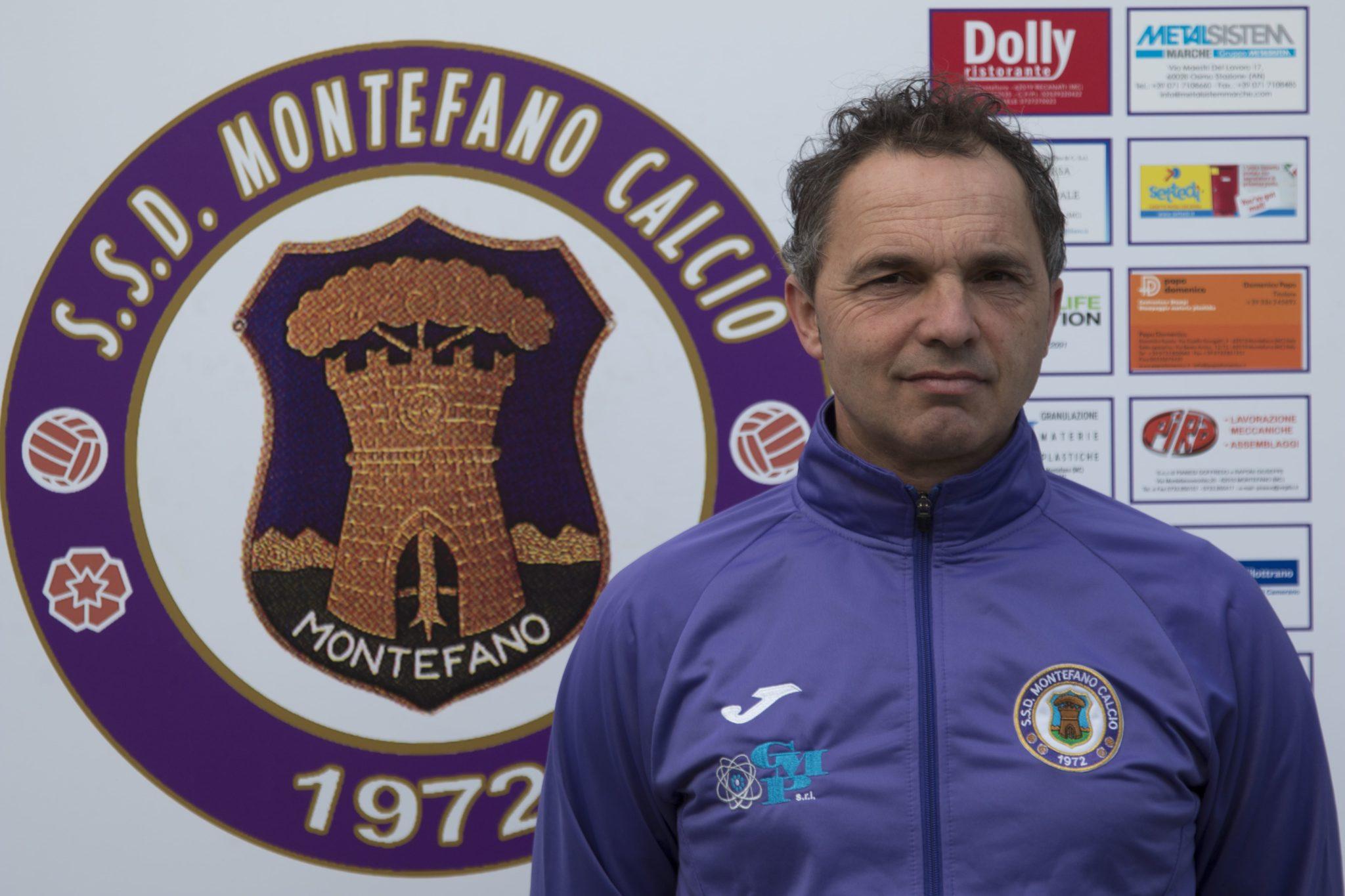 Mr Lattanzi confermato sulla panchina del Montefano !