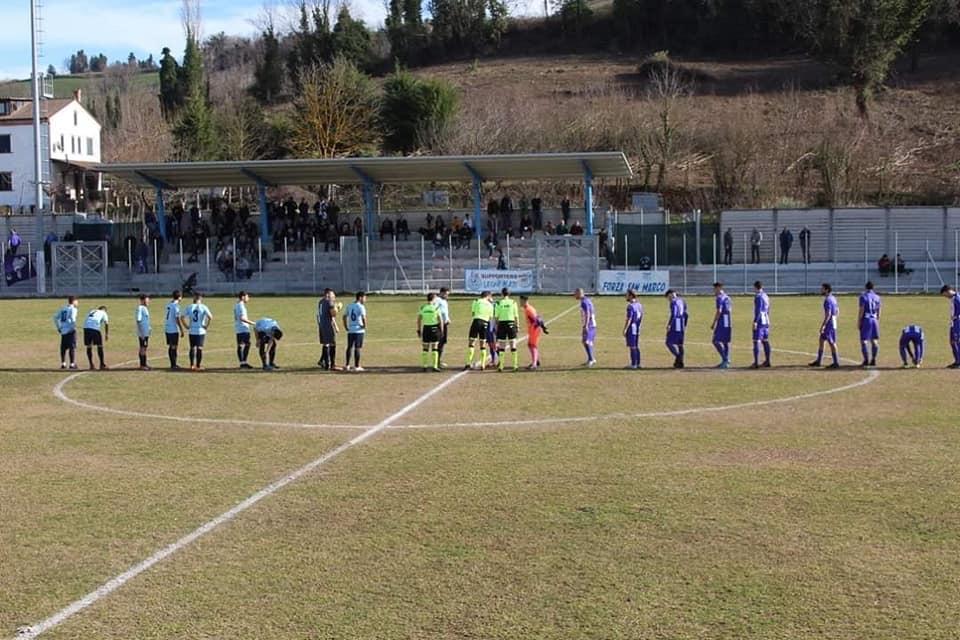 Montefano, vittoria sfumata nel finale