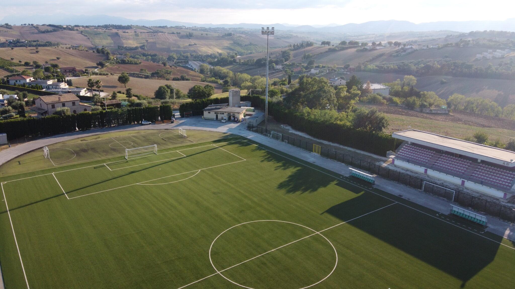 Montefano-Anconitana: info accrediti stampa