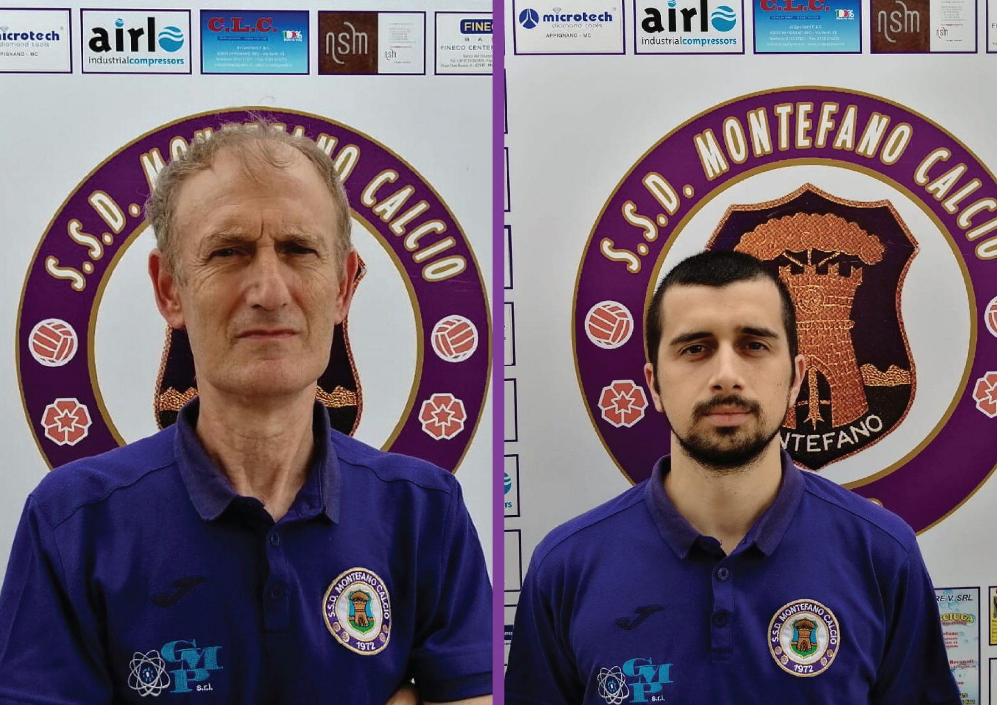 Montefano, due nuovi allenatori nel Settore Giovanile